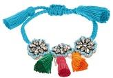 Shourouk Hippie Flower bracelet
