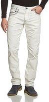 Cipo & Baxx Men's Jeans White white - -
