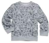 Lacoste Toddler's & Little Boy's Graphic Sweatshirt