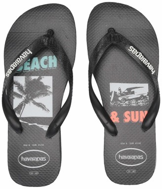 Havaianas Men's Top Beach Flip Flop Sandal