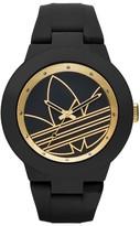 adidas Women's 'Aberdeen' Silicone Strap Watch, 41Mm