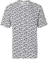 Marni printed T-shirt - men - Cotton - 48