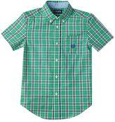 Chaps Toddler Boy Plaid Button-Down Shirt