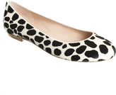 Marc by Marc Jacobs Flat Pony Skimmer