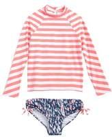 OndadeMar Aluvia Two-Piece Rashguard Swimsuit