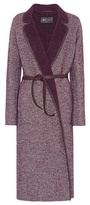 Loro Piana Wilbur alpaca and wool-blend coat