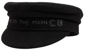 Ruslan Baginskiy Take Me To The Moon wool baker boy cap