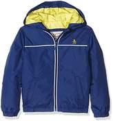 Original Penguin Boy's Pack-A-Mac Raincoat