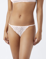 Accessorize Amelia Lace Thong