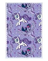 My Little Pony Adventure Panel Fleece