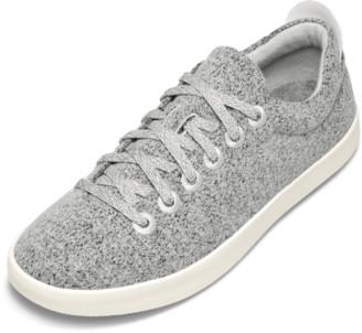 Allbirds Women's Wool Pipers - Dapple Grey (White Sole)