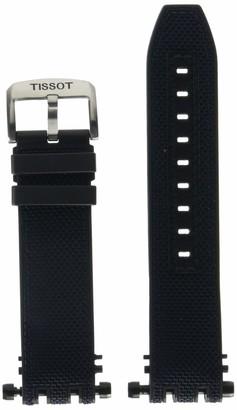 Tissot Leather Calfskin Blue Watch Strap 22mm Width (Model: T603044210)