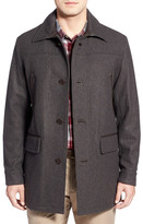Cole Haan Melton Shirt Jacket