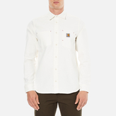 Carhartt Men's Long Sleeve Tony Shirt Snow Rigid