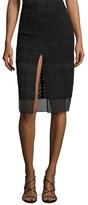 Alexis Oli Slit Pencil Skirt