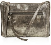Kooba Marlowe Metallic Mini Leather Crossbody