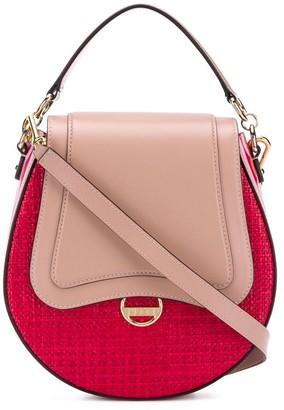 Emilio Pucci Textured Cross-Body Bag