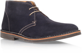 Loake Sahara Desert Boot In Navy