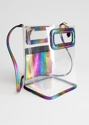 And other stories Clear Rainbow Tote