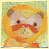 Oopsy Daisy Fine Art For Kids Lion Stretched Canvas Art by Maria Carluccio