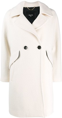 Paltò Double-Breasted Coat