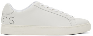 Paul Smith Off-White Rex Perforated Sneakers
