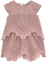 Burberry Baby lace dress
