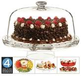 Luigi Bormioli 4 in 1 Cake Plate by