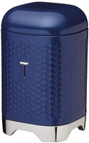 Lovello Tea Coffee And Sugar Canisters Midnight Navy Blue