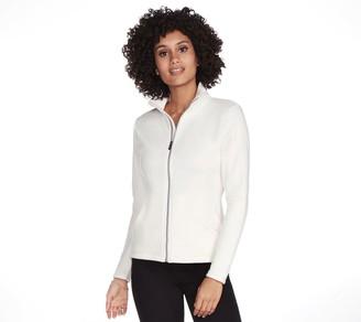 Skechers Apparel Snuggle Fleece Full-Zip Sweatshirt