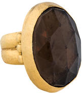 Gurhan Smoky Quartz Cocktail Ring