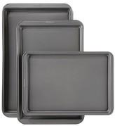 Nordicware 3 Piece Cookie Sheet Set - Silver - Room Essentials