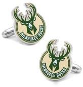 Cufflinks Inc. Cufflinks, Inc. 'Milwaukee Bucks' Cuff Links