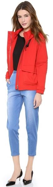 O'2nd Salitis Hooded Jacket