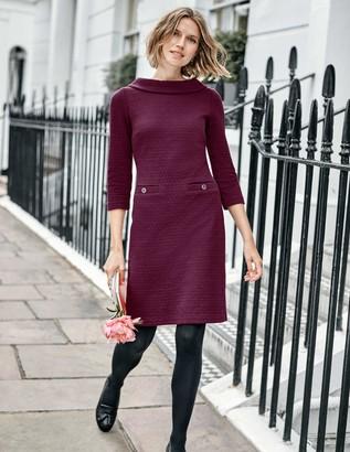 Bessie Jacquard Dress