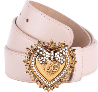 Dolce & Gabbana Powder Devotion Belt
