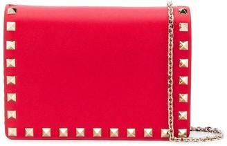 Valentino Rockstud shoulder pouch