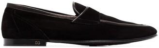 Dolce & Gabbana Erice loafers