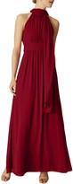 Phase Eight Roxi Halterneck Maxi Dress