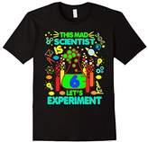 Birthday Shirt Age 6 Boys Girls Science Theme Party
