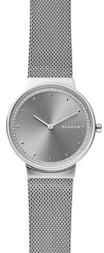 Skagen Annelie Mesh Bracelet Watch, 34mm