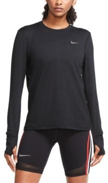 Nike Women's Element Dri-fit T-Shirt