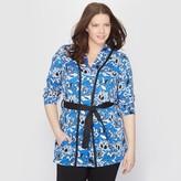 Taillissime Floral Print Kimono Jacket