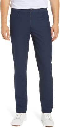 johnnie-O Cross Country Classic Performance Five-Pocket Pants