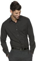 Van Heusen Men's Traveler Classic-Fit Stretch No-Iron Button-Down Shirt
