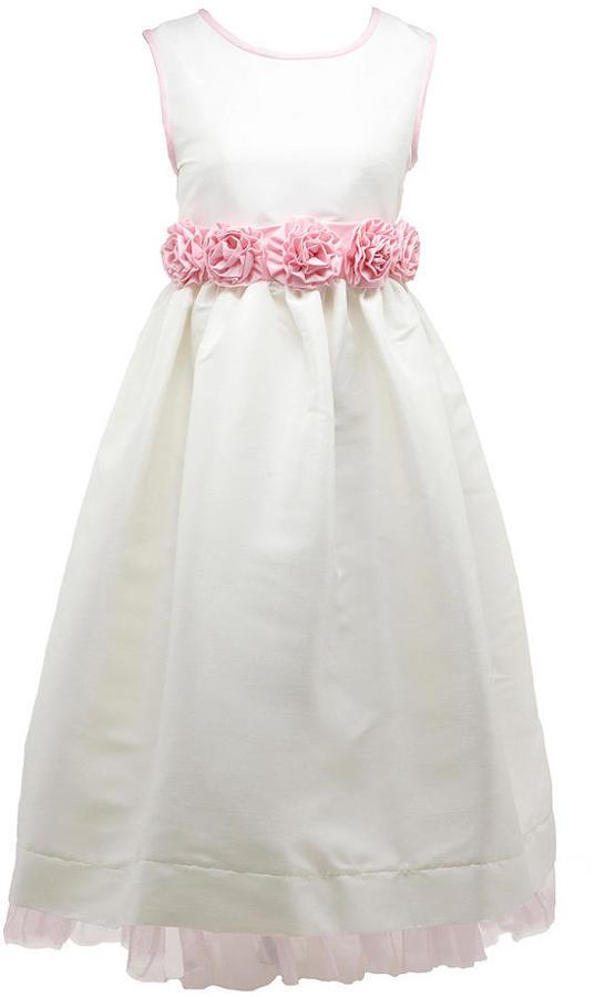 Jayne Copeland 7-12 Shantung Dress