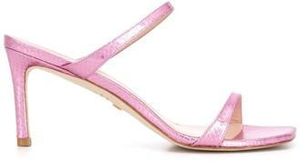 Stuart Weitzman 90mm Open Toe Sandals