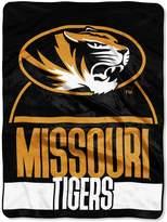 NCAA Missouri Tigers Silk-Touch Throw Blanket