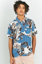 Stussy Blue Falcon Short-sleeve Shirt