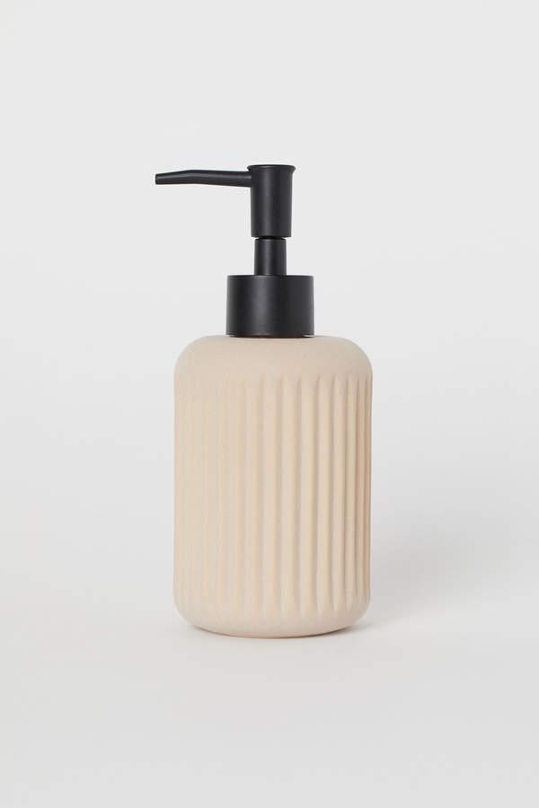 H&M Ceramic Soap Dispenser